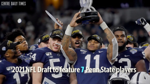 2021 NFL Draft to feature seven Penn State players