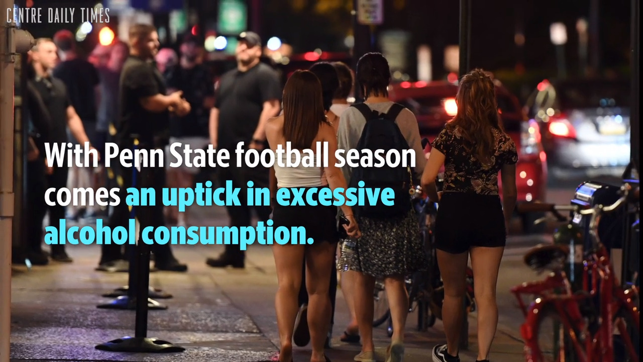 Alcohol often puts Penn State in the spotlight. Here's its plan to curb high-risk drinking