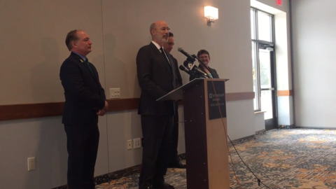 Wolf announces major transportation project in Centre County