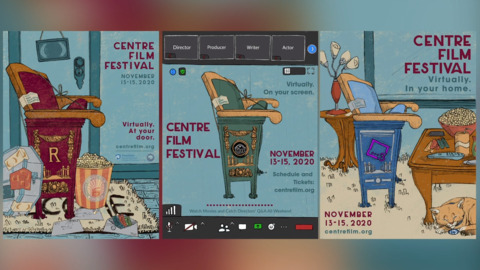 Centre Film Festival returns for second year, with dozens of selections to view from your home