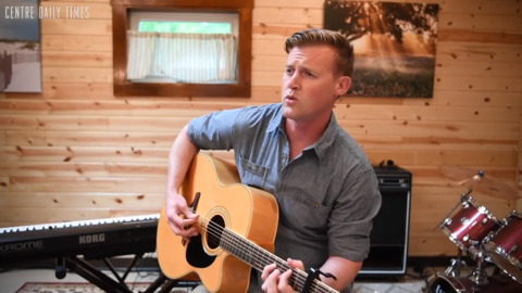 Boalsburg musician celebrates Pennsylvania heritage with song inspired by family's cabin