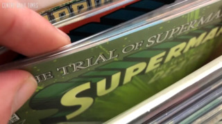 Expand your comic book collection at the AAUW book sale all thanks to a mystery donor