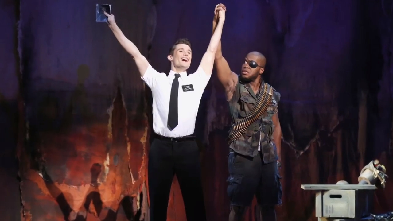 Penn State graduate returns to alma mater for 'dream' role in 'The Book of Mormon'