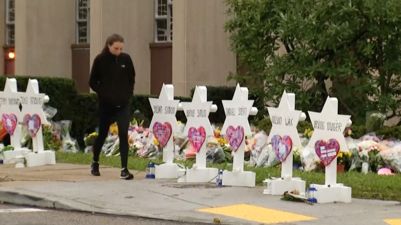 Community will gather in Gulfport for vigil of unity for Pittsburgh shooting victims