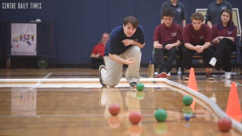 Bocce is bringing students together