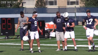 McSorley being more vocal as team leader