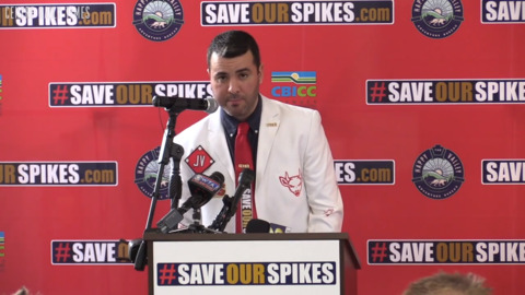 Spikes general manager shares how to #SaveOurSpikes