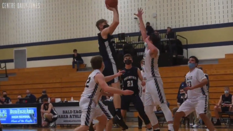 Philipsburg-Osceola boys basketball cruises to win over Bald Eagle Area