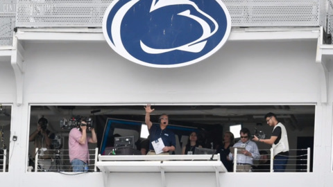 Penn State legend Matt Millen officially returning to the broadcast booth this fall