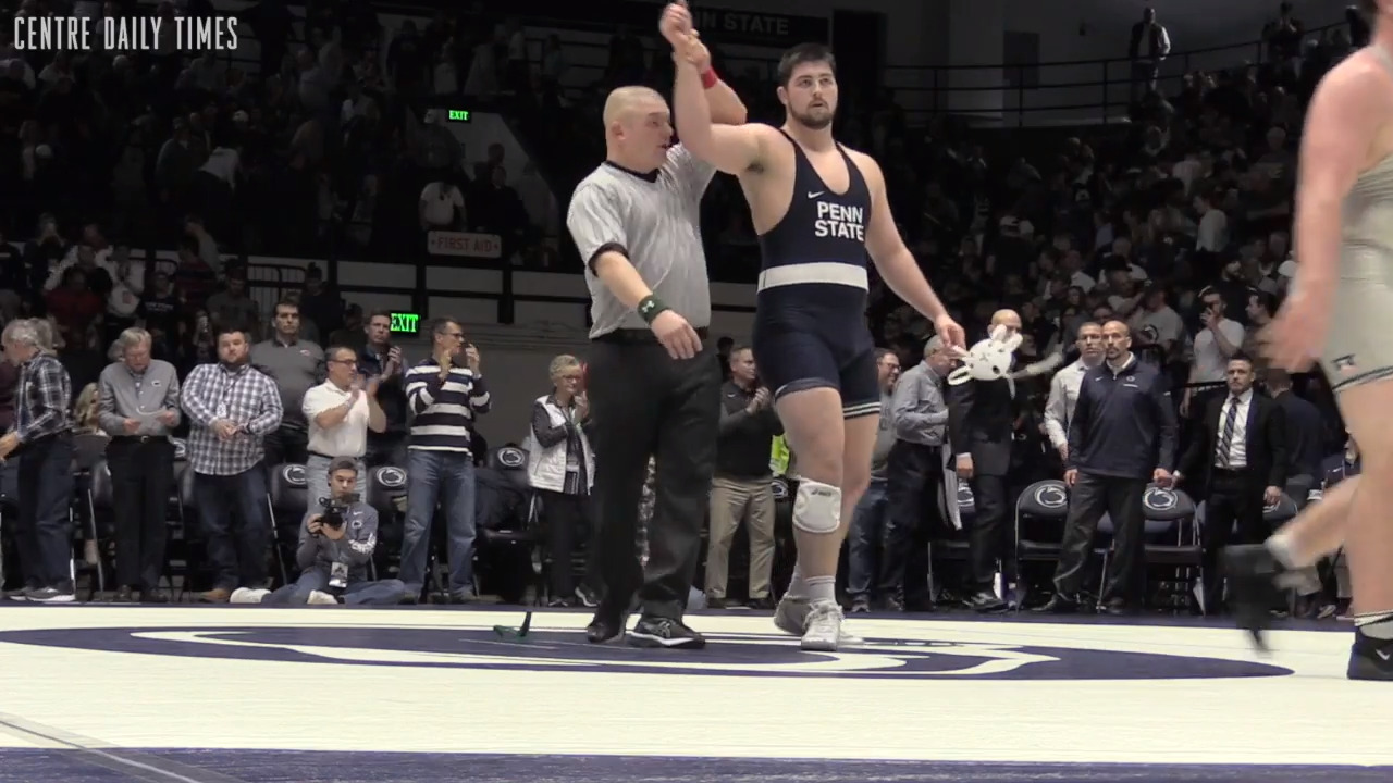 How to watch Penn State wrestling's White Out dual against Rutgers on national TV