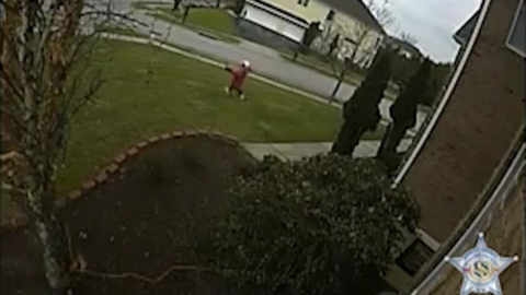 Child instructed to steal package from porch, say Maryland police