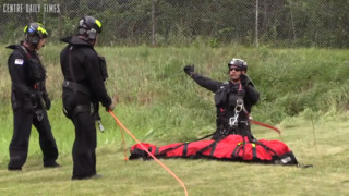 Helicopter drills help volunteers and PA HART prepare for water emergencies