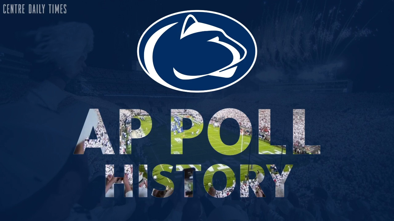 How high did Penn State football climb in the top-25 rankings after beating Michigan?