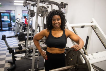 Woman who lost her son too soon opens Hilltop fitness center in his memory