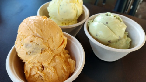 Find your Bliss among new ice cream shop's 32 flavors