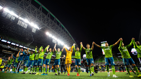 Tickets sold out for MLS Cup, the biggest soccer event in Seattle history