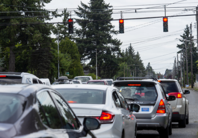 Guess which Tacoma intersection has the longest average red light. It's not Sixth and Sprague