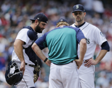 James Paxton was rolling vs Rockies ... until 'one bad pitch' in Mariners loss