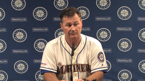 Mariners manager Servais on Narvaez's career day, disappointing 7-4 loss to A's