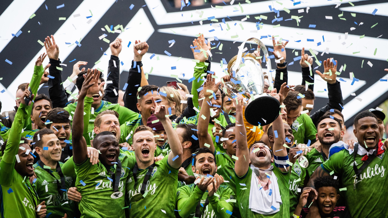 Sounders cap decade of dominance by topping Toronto in MLS Cup