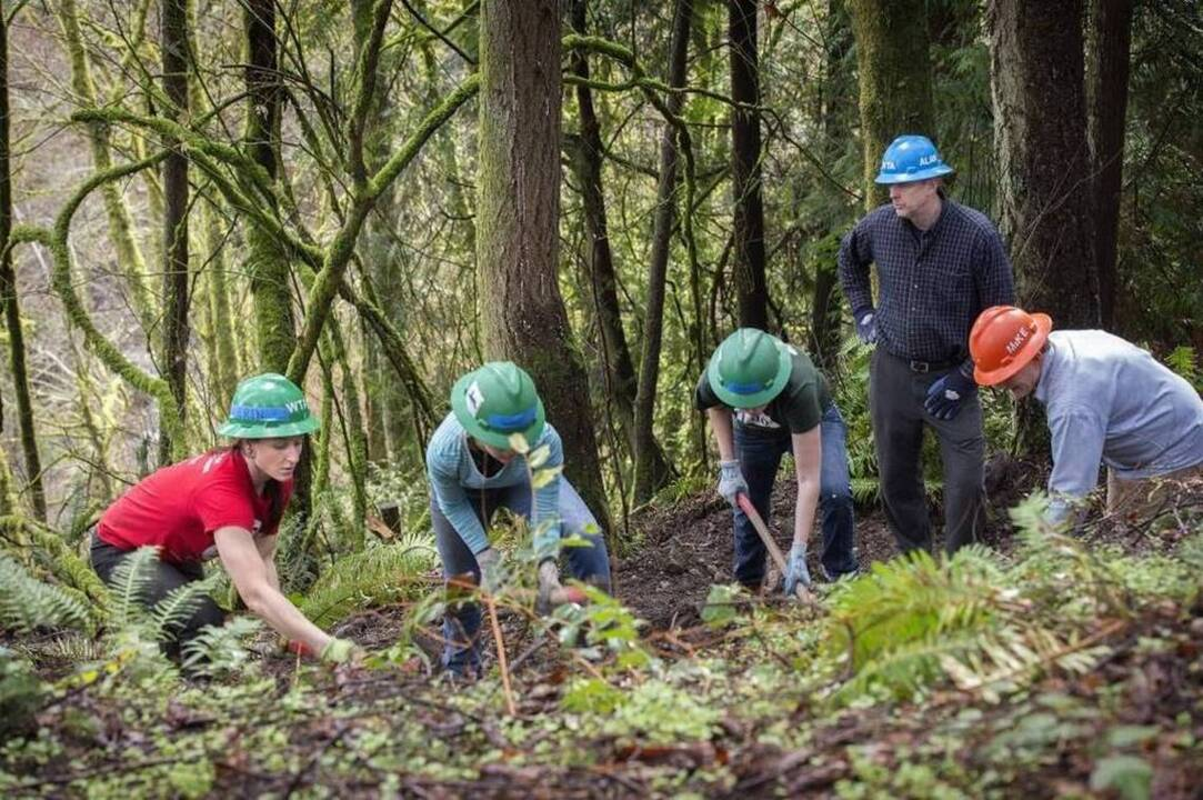 Craig Hill: Swan Creek becoming Tacoma's next Point Defiance