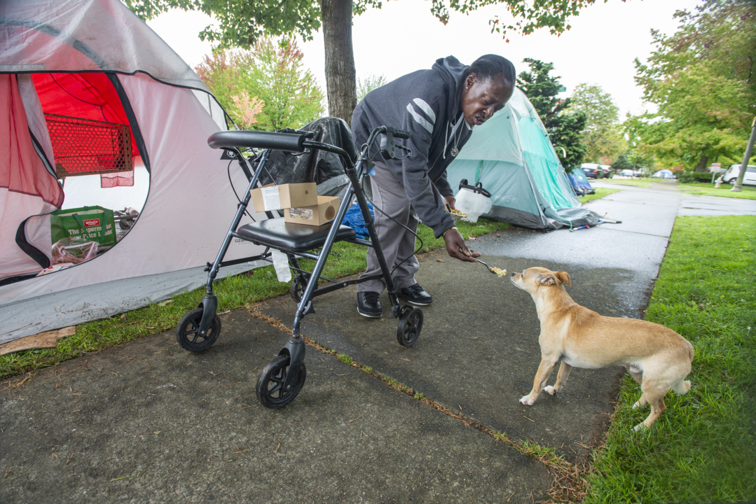 Here's the real question about that Seattle travel trailer case: Where's our humanity?