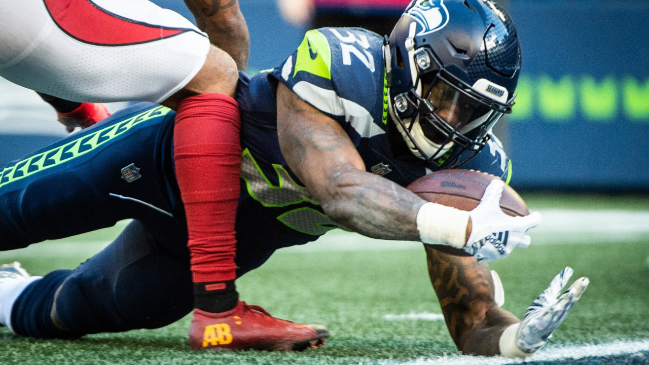 62120f3facc Best of Seahawks' regular-season finale win: Frank Clark, Chris Carson...  and that it's over | Tacoma News Tribune