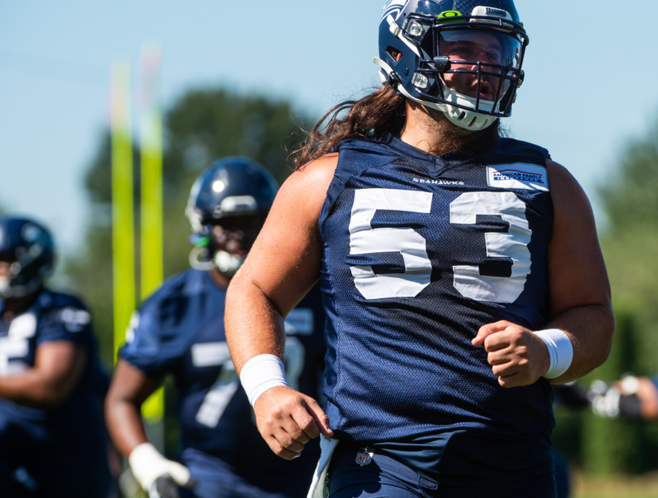 Hustlin' Joey Hunt may have cemented his place on 2019 Seahawks with one, unique play