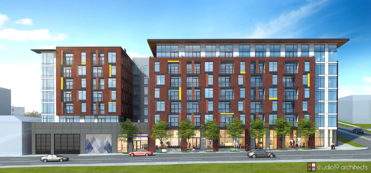 Plan to switch downtown apartment project to market rate fails on one council member's vote