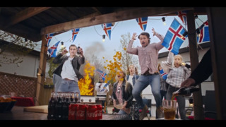 Iceland gets star treatment in Coke commercial directed by team's keeper for World Cup 2018