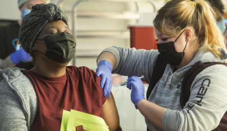 'Frustrating as hell' - Democrats' plan to shake up Washington public health can wait