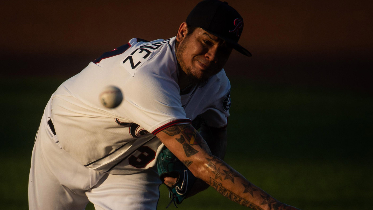 Mariners starter Felix Hernandez says he's 'ready to go' following Triple-A rehab start