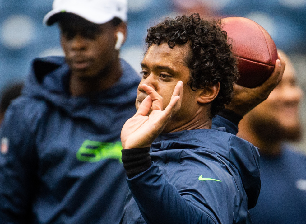 Seahawks what to watch for at MIN: Russell Wilson, vets playing about 1 quarter, DB jobs