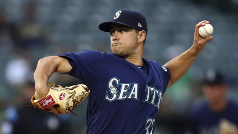 420b1696f0f Mariners ace Marco Gonzales discusses upcoming home opener against Boston  Red Sox