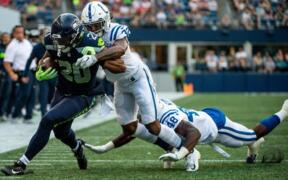 TNT's Gregg Bell on what he saw, heard, thought of Seahawks' preseason opener vs Colts