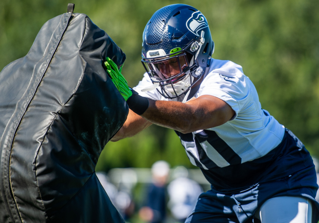 Enlightened K.J. Wright, longest-tenured Seahawk, mindful of life quality after football