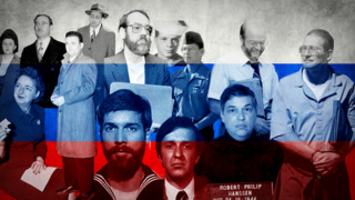 Ego, money and politics: Americans who spied for Russia