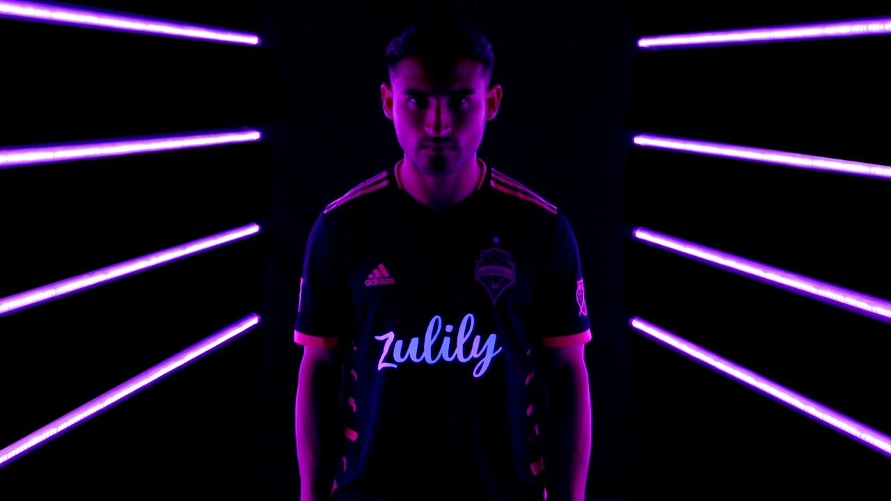 save off 8072b 68cff Seattle Sounders unveil new third uniform with a distinctive look   Tacoma  News Tribune