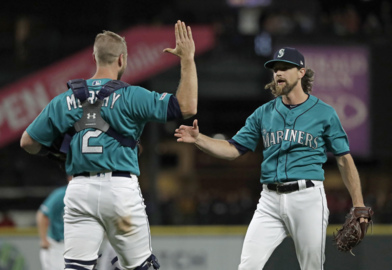 Mariners hope Leake's near-perfect game spurs successful homestand