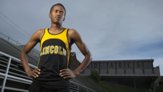 Lincoln's James Mwaura is The News Tribune's 2017-18 senior male athlete of the year