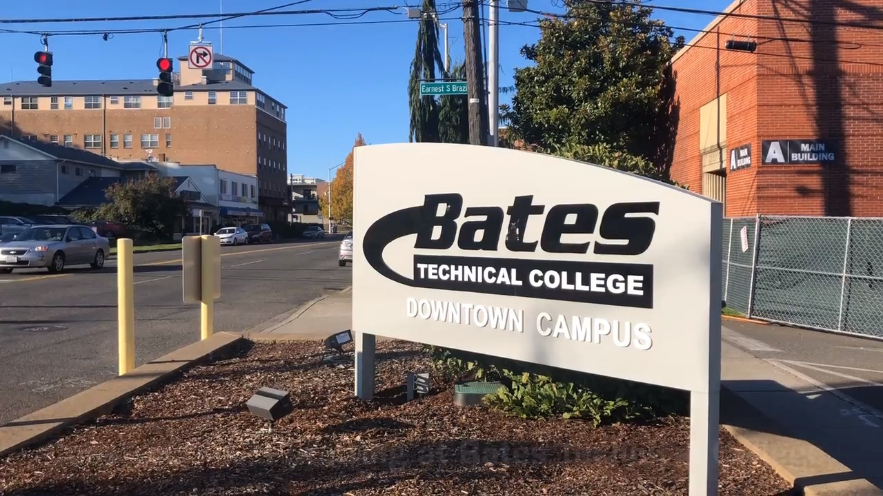 $43M health education center headed to downtown Tacoma Bates campus