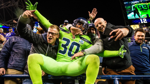 McDougald on Seahawks defense against Minnesota: 'Everybody was making some plays when we needed it'