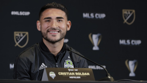 Sounders and Toronto share mutual respect, but Cristian Roldan doesn't consider this seemingly annual MLS Cup meeting a rivalry