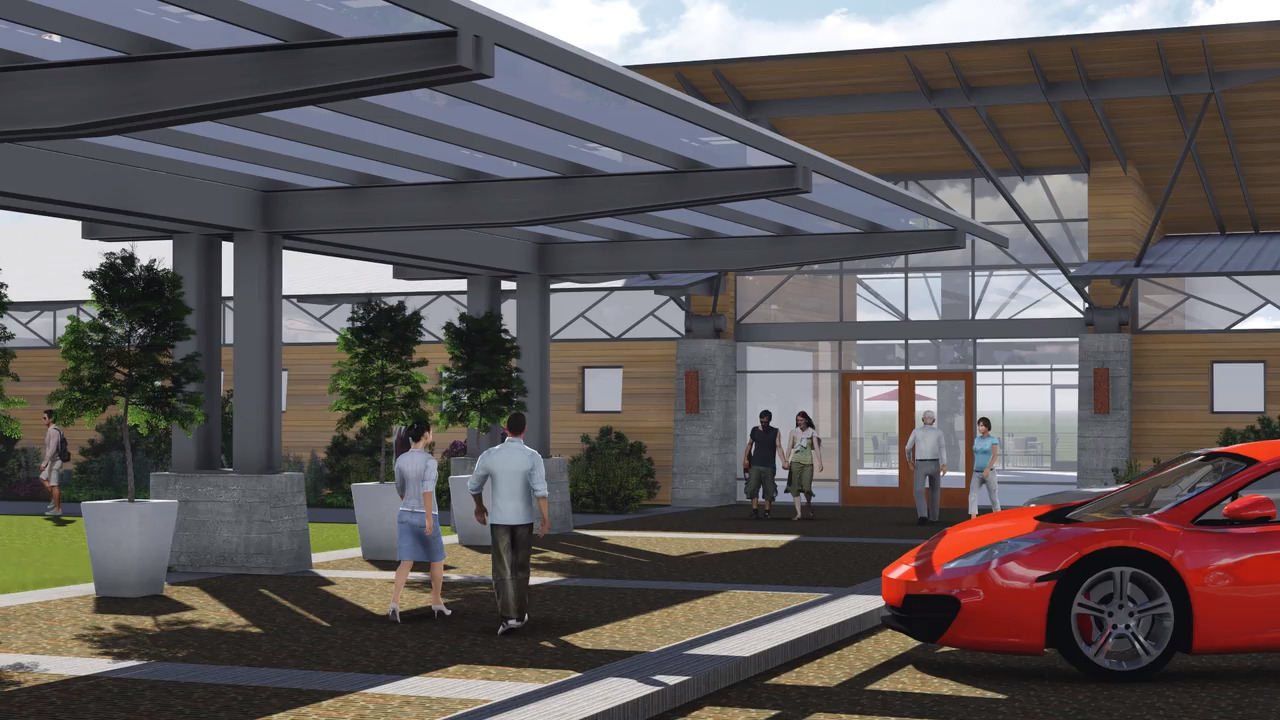Years in the making, new area racing facility will mix motorsports, upscale amenities