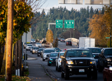 Can't something be done to ease traffic congestion at Meridian and River Road in Puyallup?