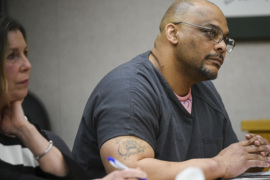 Accused getaway driver of Lakewood police shooter appears in court