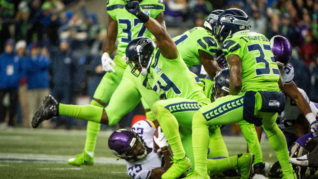 d210eb83b Minnesota Vikings at Seattle Seahawks 21-7 game recap 12-10-18 ...