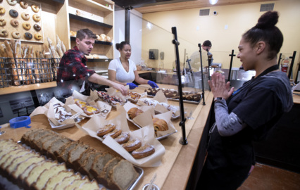 New bakery opens on Tacoma's Hilltop with bread, cookies, croissants and big dreams