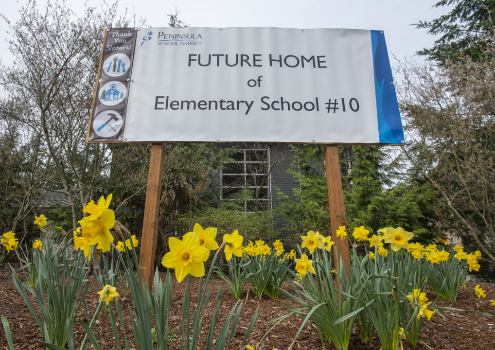 Peninsula School District's 10th elementary will be a 'themed' school, board decides