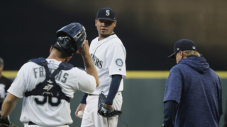 Felix Hernandez says stuff was his best all season. Bad inning cost him
